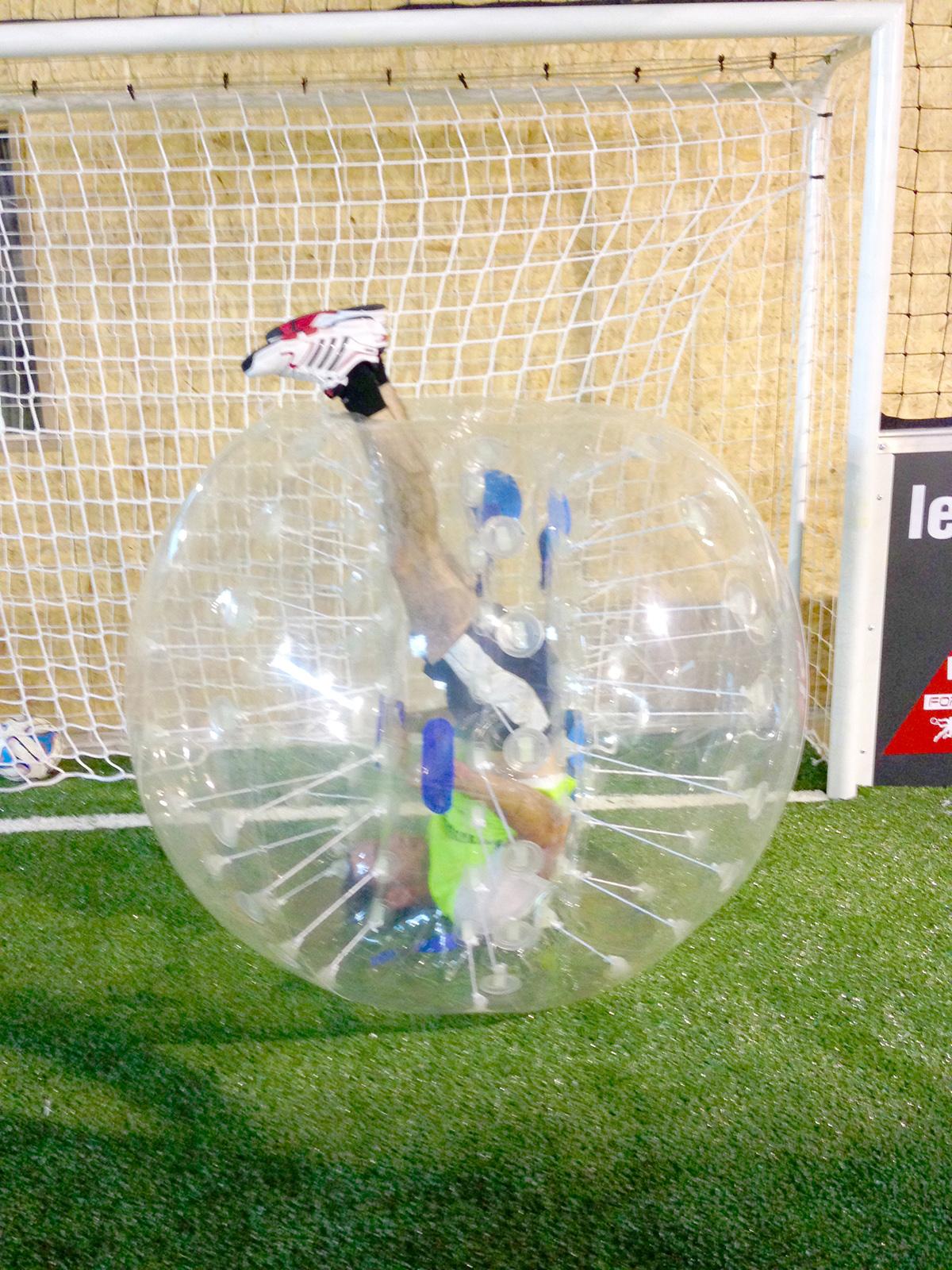 bubble bump Angers et Laval