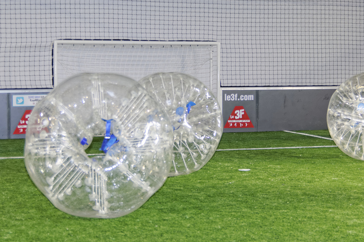 bubble foot Angers