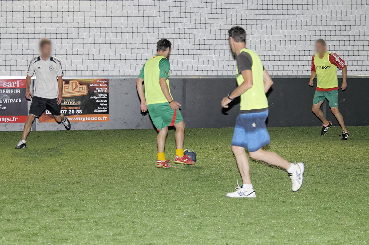 foot en salle Laval