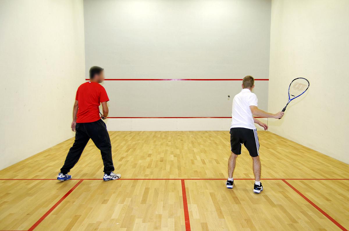 squash Angers