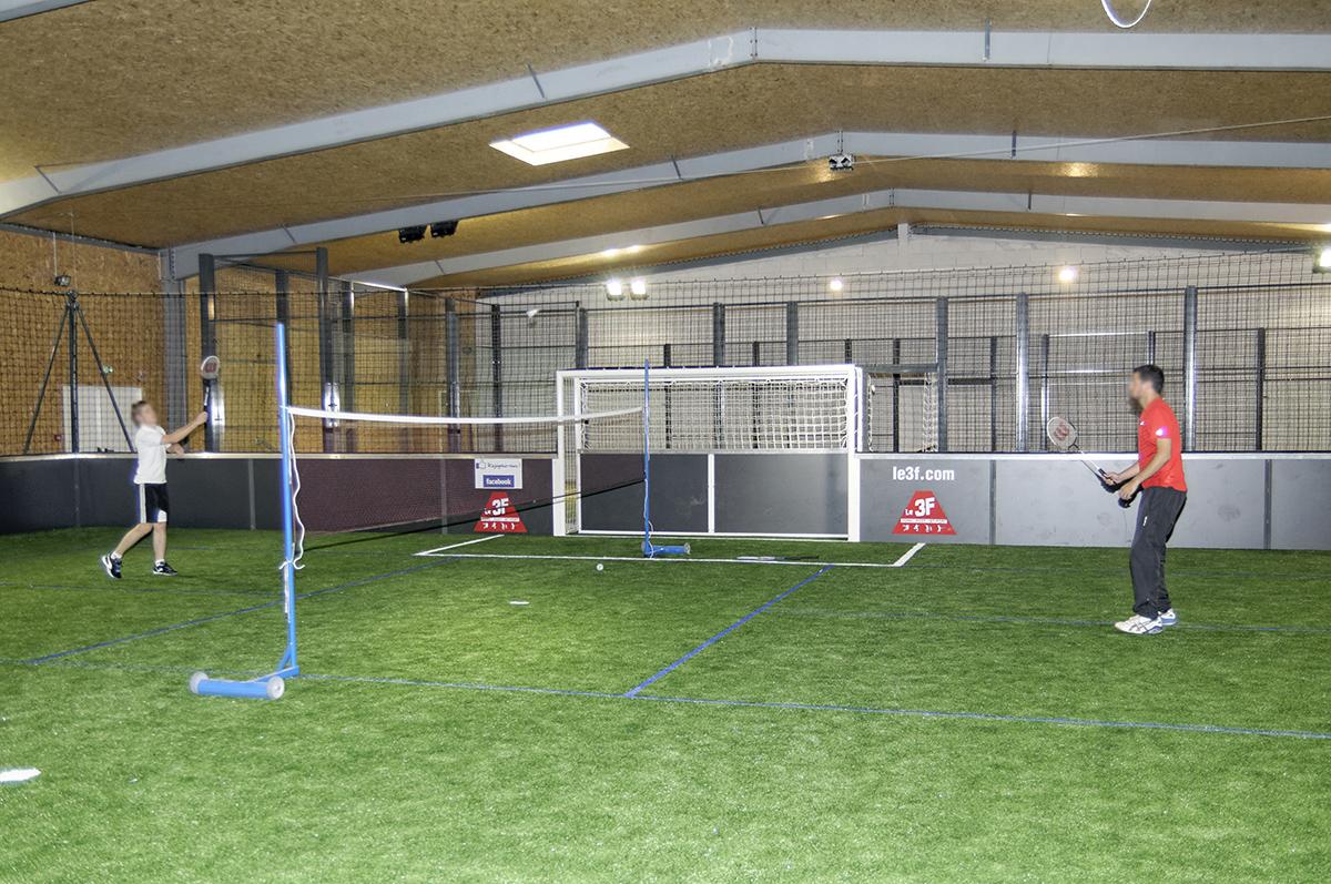 badminton Angers et Laval