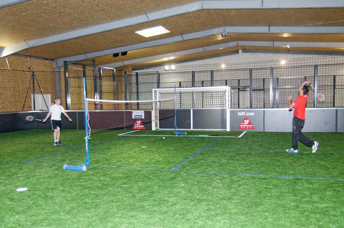 badminton Château Gontier